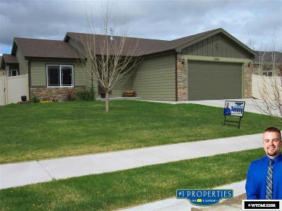 Casper Single Family Home For Sale: 2568 Weston