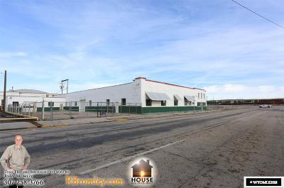 Casper Commercial For Sale: 330 N Durbin