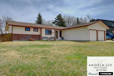 Casper Single Family Home For Sale: 2121 Kingsbury