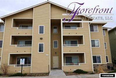 Casper Single Family Home For Sale: 2779 E 15th #205