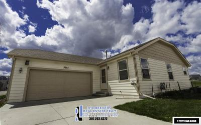 Casper Single Family Home Pending-Continue To Show: 3352 Chaparral