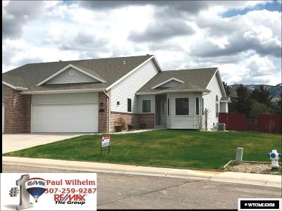 Casper Single Family Home For Sale: 3523 Aspen Place