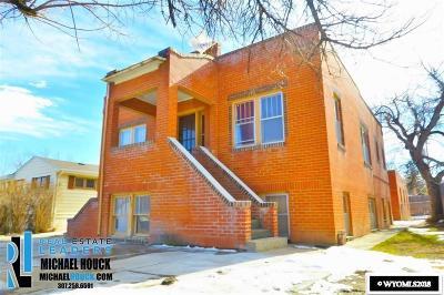 Casper Multi Family Home For Sale: 835 E 12th