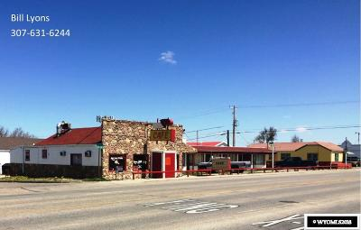 Casper Commercial For Sale: 1620 E Yellowstone