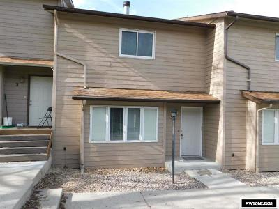 Casper Single Family Home For Sale: 1421 S Pennsylvania #3