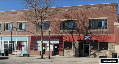 Green River Commercial For Sale: 138 E Flaming Gorge