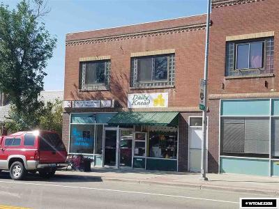 Green River Commercial For Sale: 174 E Flaming Gorge