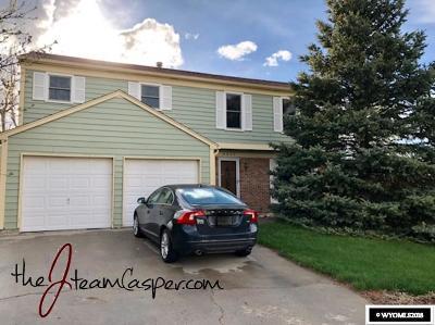 Casper Single Family Home For Sale: 4440 S David