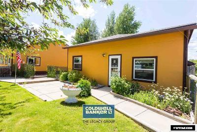 Buffalo Single Family Home For Sale: 896 N Adams