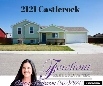 Bar Nunn Single Family Home For Sale: 2121 Castlerock