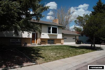 Casper Single Family Home For Sale: 3530 E 18th