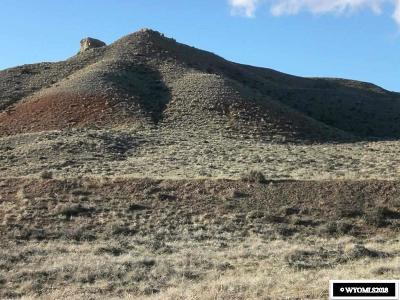 Dubois,  Kinnear,  Crowheart, Pavillion Residential Lots & Land For Sale: 32 Painted Hills