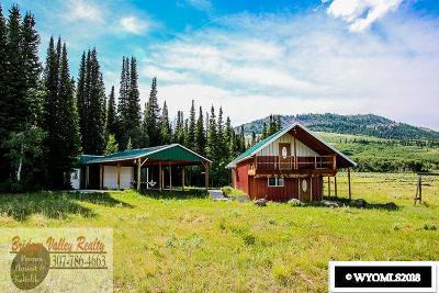 Kemmerer Residential Lots & Land For Sale: 1052 Cedar