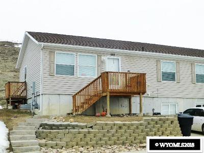 Kemmerer Single Family Home For Sale: 1511 9th West Ave