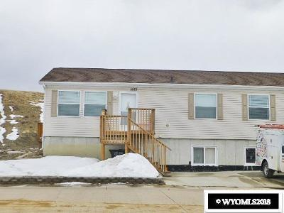 Kemmerer Single Family Home For Sale: 1673 Troy Ct