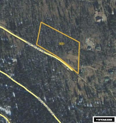 Dubois,  Kinnear,  Crowheart, Pavillion Residential Lots & Land For Sale: 250 Pine Ridge Drive
