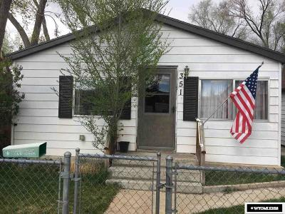 Green River Single Family Home For Sale: 351 E 4th South St