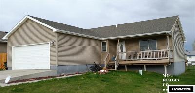 Douglas Single Family Home For Sale: 603 Olds