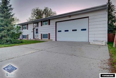 Casper Single Family Home For Sale: 1750 Elk