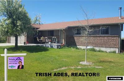Casper Single Family Home For Sale: 4542 Monument