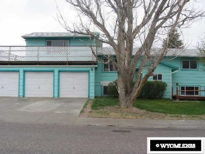 Single Family Home Pending-Continue To Show: 2110 Glendale
