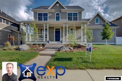 Casper Single Family Home For Sale: 4449 E 18th