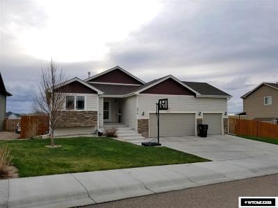 Casper Single Family Home For Sale: 5910 S Oak
