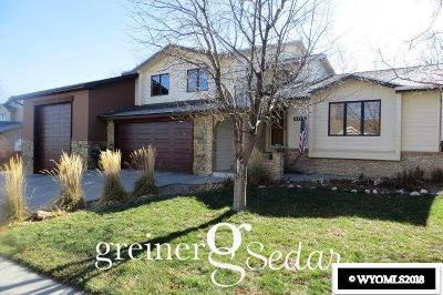 Casper Single Family Home For Sale: 4821 E 20th