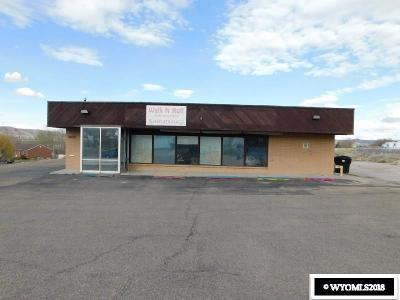 Green River Commercial For Sale: 2100 W Teton