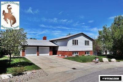 Casper Single Family Home For Sale: 4900 Yesness