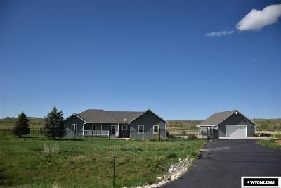 Buffalo Single Family Home For Sale: 9 Amber