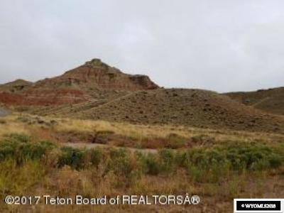 Dubois,  Kinnear,  Crowheart, Pavillion Residential Lots & Land For Sale: 14 Ponderosa