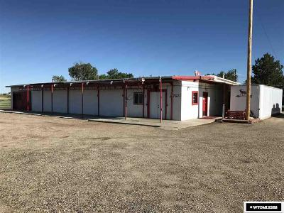 Casper Commercial For Sale: 7621 W Yellowstone Hwy
