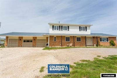 Casper Single Family Home For Sale: 5024 Casper Mountain Road