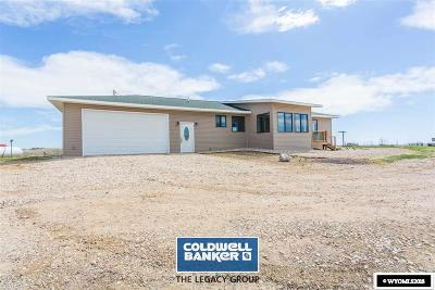 Buffalo Single Family Home For Sale: 19 Antelope Drive