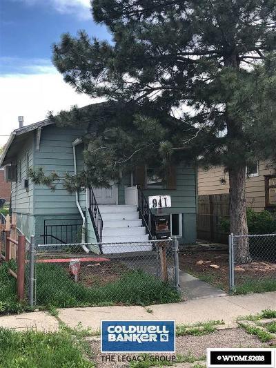 Casper Multi Family Home For Sale: 941 S Chestnut
