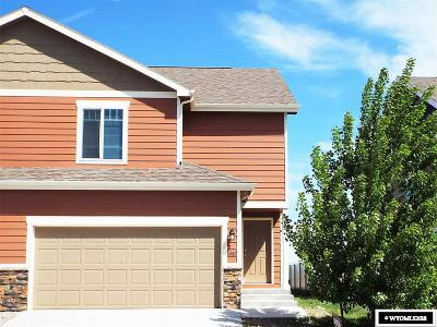 Casper WY Single Family Home New: $189,900
