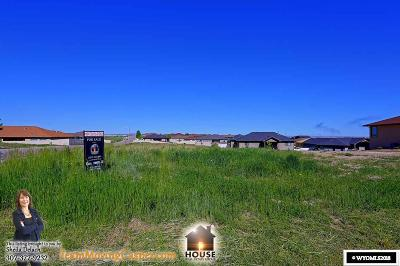 Casper Residential Lots & Land For Sale: 2844 Player