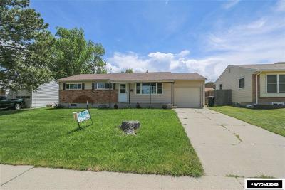 Casper WY Single Family Home New: $209,500
