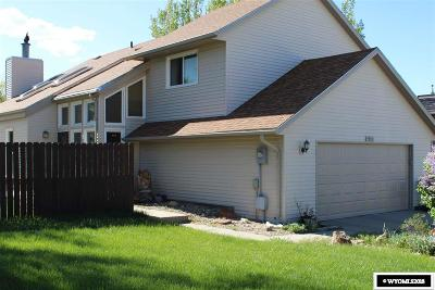Casper WY Single Family Home New: $235,000