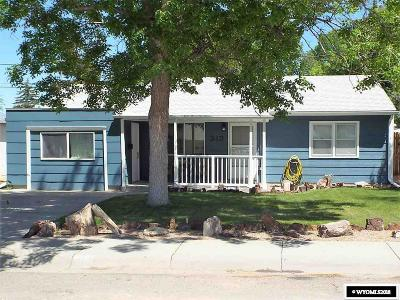 Casper WY Single Family Home New: $129,900