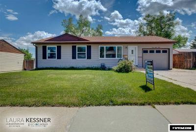 Casper WY Single Family Home New: $169,000