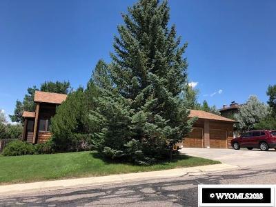 Casper Single Family Home For Sale: 820 Lake