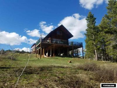 Casper Single Family Home For Sale: 9951 Crimson Dawn