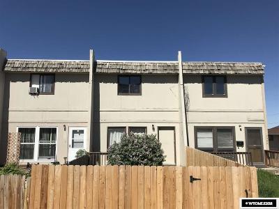 Casper Single Family Home For Sale: 2246 E 8th