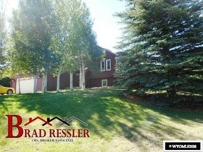 Casper Single Family Home For Sale: 731 La Hacienda