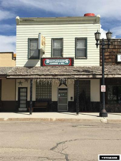 Kemmerer Commercial For Sale: 817 S Main