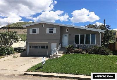 Casper WY Single Family Home For Sale: $174,900