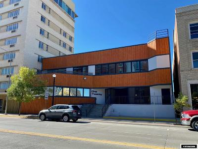 Casper Commercial For Sale: 120 N Center