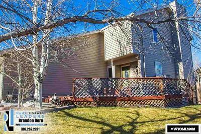 Casper Single Family Home For Sale: 4820 E 16th